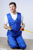 Worker 1 Royalty Free Stock Images