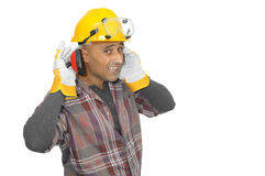 Worker royalty free stock photography