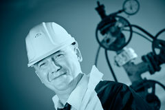 Worker. Stock Photography