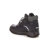 Worker boot. Royalty Free Stock Photography