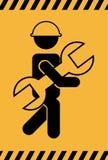 Worker design Stock Image