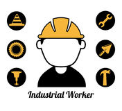 Worker design Stock Photos