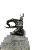 Worker and Kolkhoz Woman monument Royalty Free Stock Images