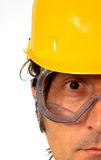 Worker portrait Royalty Free Stock Photos