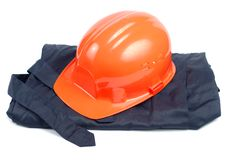 Worker Set Stock Photography