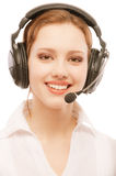 Worker of support service on Stock Images