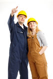 Workers. Stock Photos