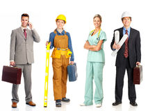 Workers Royalty Free Stock Image