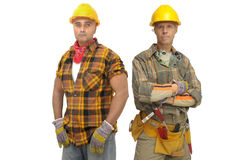 Workers Royalty Free Stock Photo