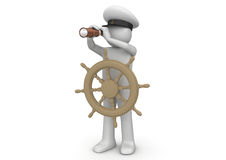 Workers - Captain Stock Photos