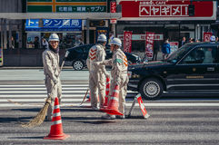 Free Workers In Tokyo Royalty Free Stock Image - 73521856