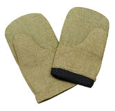 Workers mittens Royalty Free Stock Photos