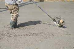 Workers paving work Royalty Free Stock Images