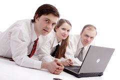 Workgroup Stock Photo