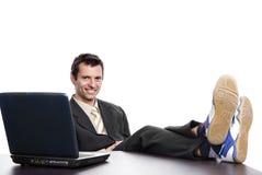 Working Stock Image