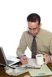 Working Accountant Stock Photos