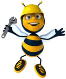 Working bee Royalty Free Stock Photos