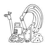 Web vector illustration