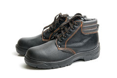 Working boots Royalty Free Stock Photography