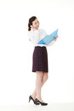 Working business woman Royalty Free Stock Photo