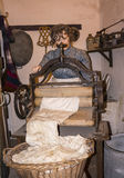 Working class dwelling exhibit in the City Museum in Lancaster England in the Centre of the City Royalty Free Stock Image