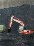 Working Coal Mine Stock Photography