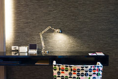 Working corner Stock Photo