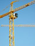 Working Crane Stock Photos