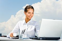 Working day Stock Photography