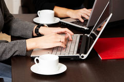 Working day Royalty Free Stock Images