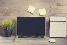 Free Working Desk Royalty Free Stock Photography - 51823047