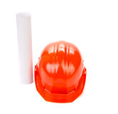 Working equipment for architects. Stock Image