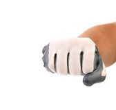 Working fist. Stock Photography