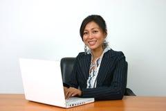 Working girl 4 Stock Image