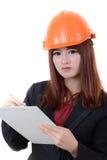 Working girl. Stock Photography