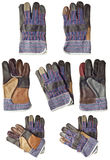 Working gloves Stock Photography