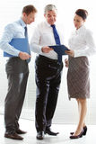Working group Stock Image