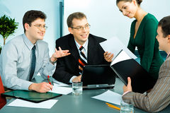 Working group Stock Photography