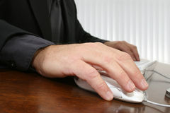 Working Hands Stock Photography