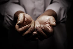 Working hands Royalty Free Stock Image
