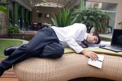 Working Hard? Stock Photography