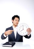 Working hour Royalty Free Stock Images
