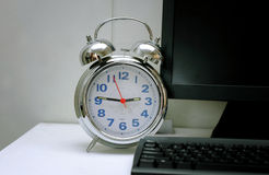Working hour Royalty Free Stock Photography