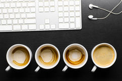 Working hours. Stock Photo