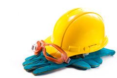 Working without injuries Royalty Free Stock Photos