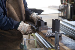 Working iron Stock Images