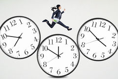 Free Working Late Concept Royalty Free Stock Image - 36675146