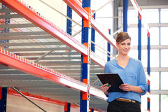 Working Logistics royalty free stock images
