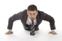 working man Stock Image