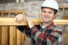 The Working Man Royalty Free Stock Photos